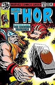 Thor (1966-1996) #281