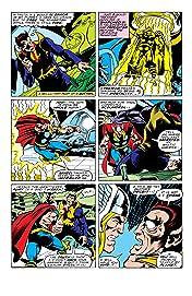 Thor (1966-1996) #282