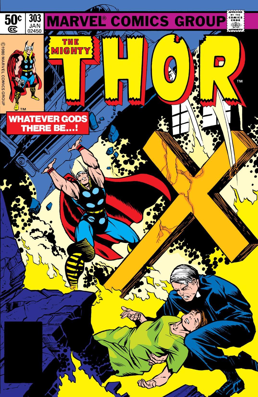 Thor (1966-1996) #303