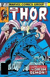 Thor (1966-1996) #307