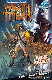 Ray Harryhausen Presents Wrath of the Titans #1 (of 4)