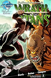 Ray Harryhausen Presents Wrath of the Titans #2 (of 4)