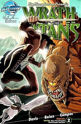Ray Harryhausen Presents Wrath of the Titans #2 (of 4)