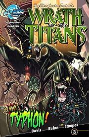 Ray Harryhausen Presents Wrath of the Titans #3 (of 4)