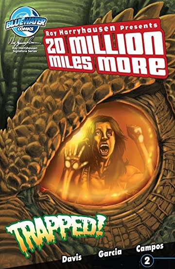 Ray Harryhausen Presents 20 Million Miles More #2