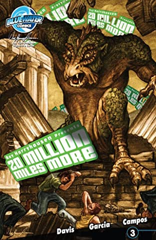 Ray Harryhausen Presents 20 Million Miles More #3