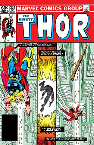 Thor (1966-1996) #324