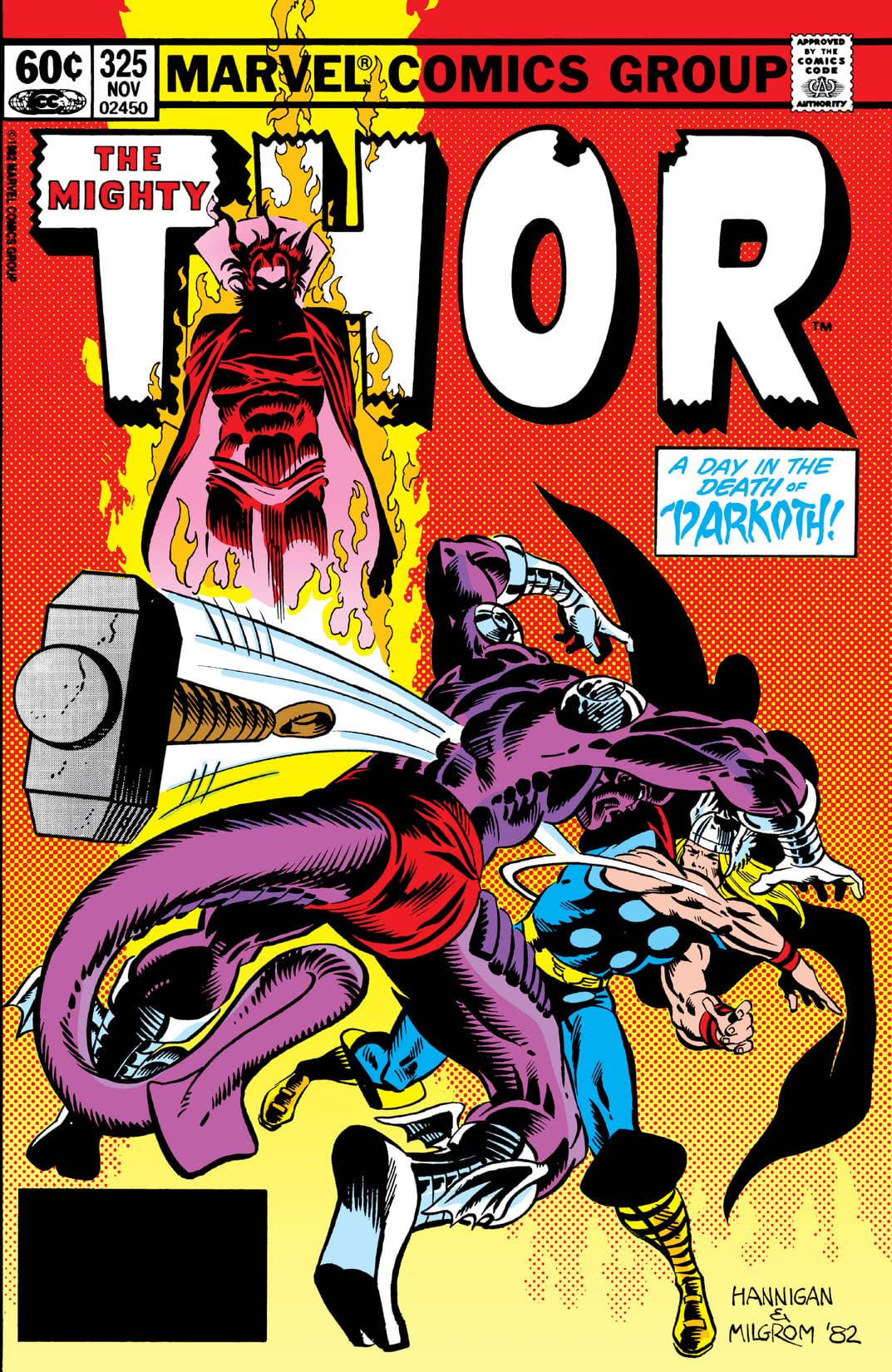 Thor (1966-1996) #325