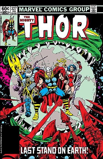 Thor (1966-1996) #327
