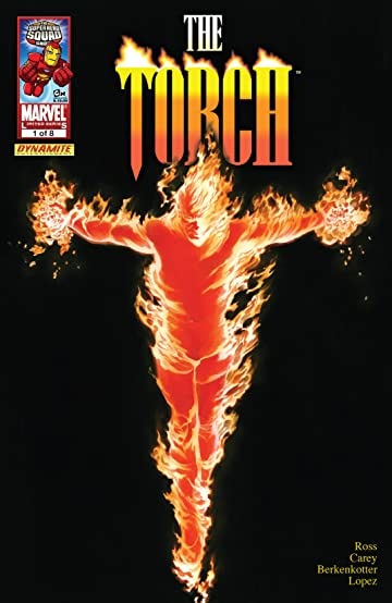 Torch (2009-2010) #1 (of 8)