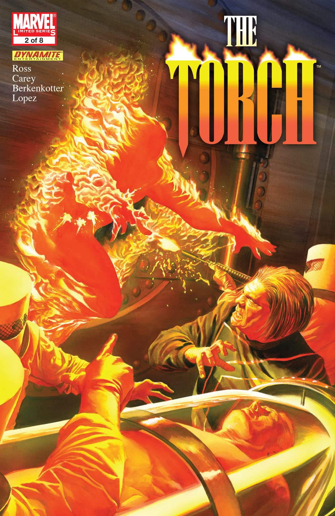 Torch (2009-2010) #2 (of 8)