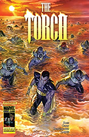 Torch (2009-2010) #4 (of 8)