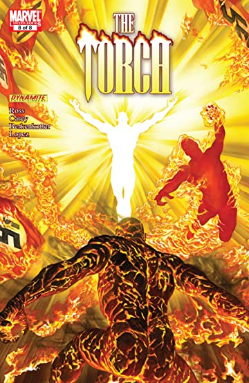 Torch (2009-2010) #8 (of 8)
