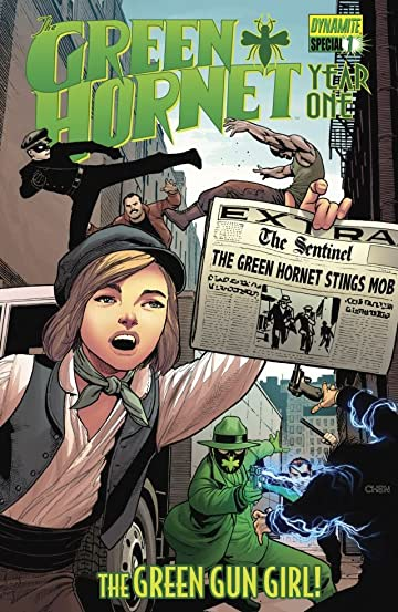 Green Hornet: Year One Special #1