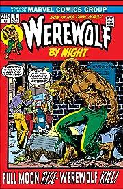 Werewolf By Night (1972-1988) #1