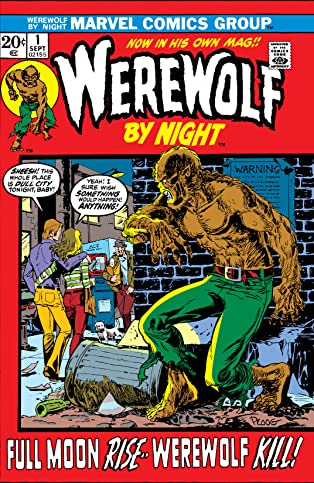 Werewolf By Night (1972-1988) #1