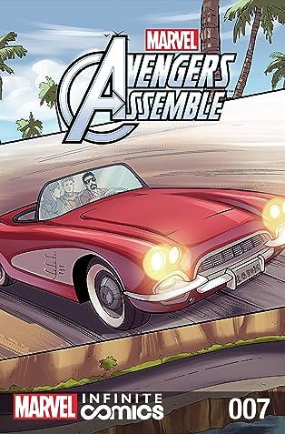 Marvel Universe Avengers Infinite Comic #7