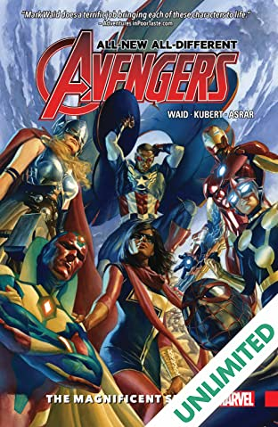All-New, All-Different Avengers COMIC_VOLUME_ABBREVIATION 1: The Magnificent Seven