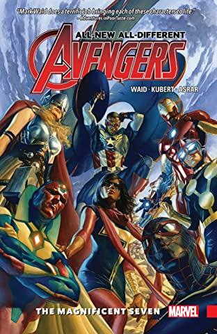 All-New, All-Different Avengers Vol. 1: The Magnificent Seven
