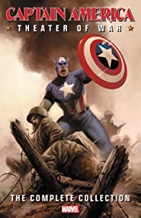 Captain America: Theater of War - The Complete Collection
