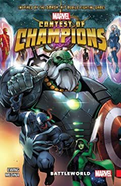 Contest Of Champions Tome 1: Battleworld
