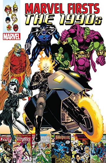 Marvel Firsts: The 1990s Vol. 1