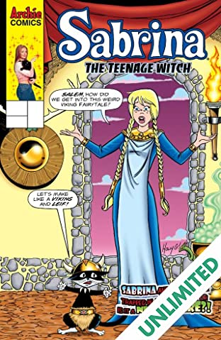 Sabrina the Teenage Witch #51