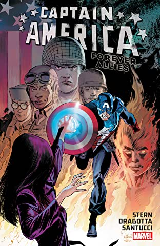 Captain America: Forever Allies