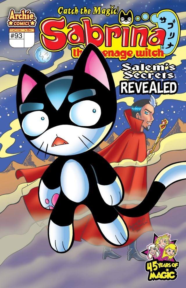 Sabrina Manga #36