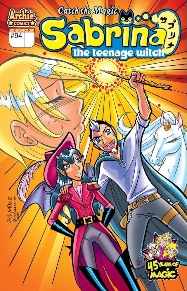 Sabrina Manga #37