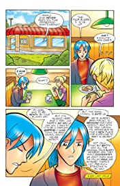 Sabrina Manga #40
