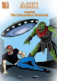 Aski vs. The Draconians No.1