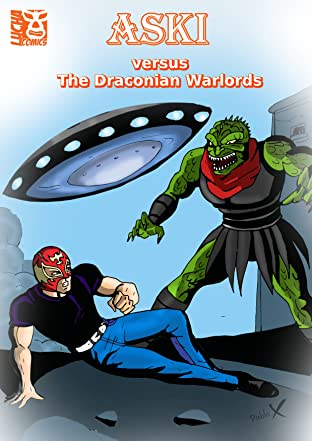Aski vs. The Draconians #1