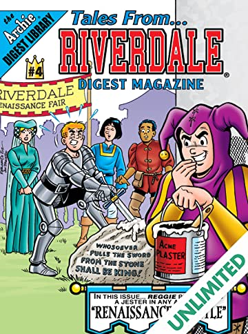 Tales From Riverdale Digest #4