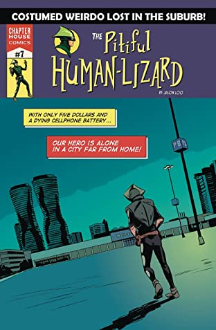 Pitiful Human-Lizard #7