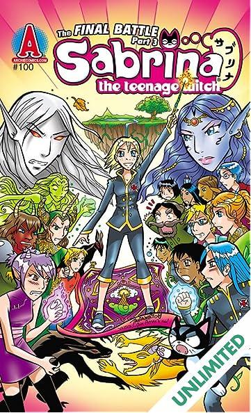 Sabrina Manga #43