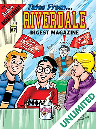 Tales From Riverdale Digest #7