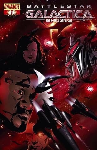 Battlestar Galactica #1 (of 4): Ghosts