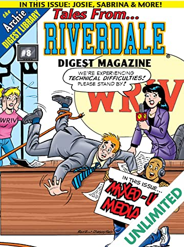 Tales From Riverdale Digest #8