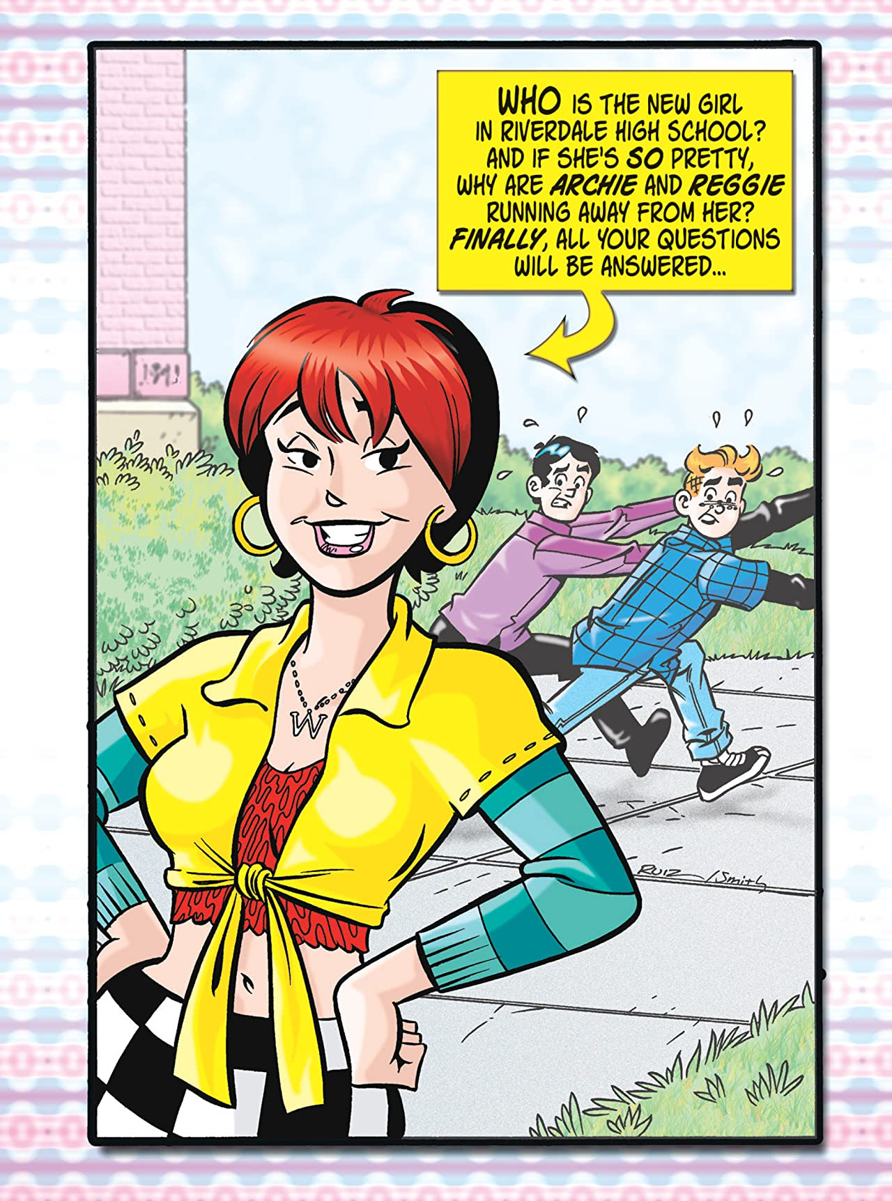 Tales From Riverdale Digest #10