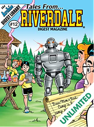 Tales From Riverdale Digest #12