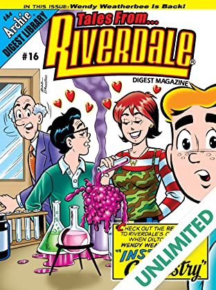Tales From Riverdale Digest #16