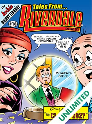 Tales From Riverdale Digest #18
