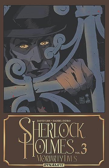 Sherlock Holmes Vol. 3: Moriarty Lives