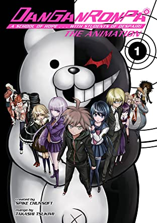 Danganronpa: The Animation Tome 1