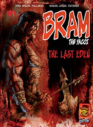 Bram the Yacoi #1: The Last Eden