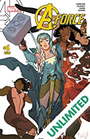 A-Force (2016) #6