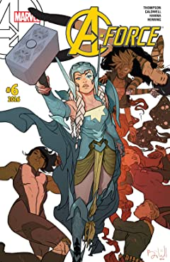 A-Force (2016) No.6