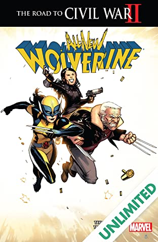 All-New Wolverine (2015-) #9