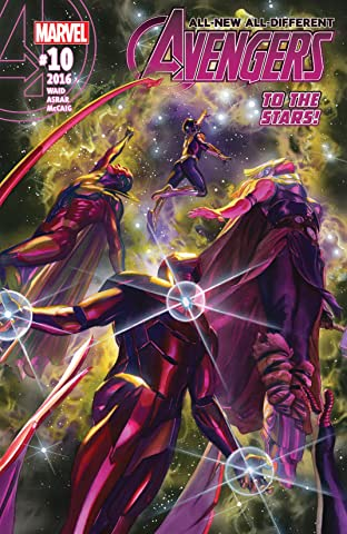 All-New, All-Different Avengers (2015-) #10